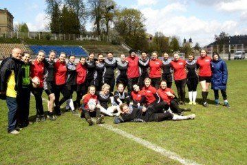 У команди «Універ-ТНЕУ» – друге місце у І турі Чемпіонату України з регбі-7 серед жіночих команд (вища ліга) (ФОТО)