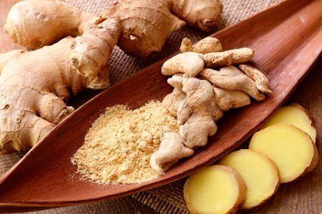 Імбирний чай для боротьби з інфекціями та каменями в нирках