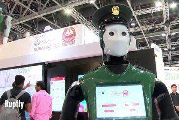 Перший в світі «Робокоп» приступить до служби на вулицях Дубая (ВІДЕО)