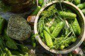 Що робити, коли огірки гірчать