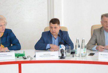 Голова Тернопільської облради Віктор Овчарук: «Один із пріоритетних напрямків стратегічного розвитку області - вирішення екологічних проблем»