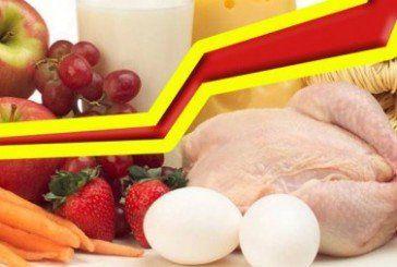 У нас продукти харчування дорожчі, ніж в ЄС