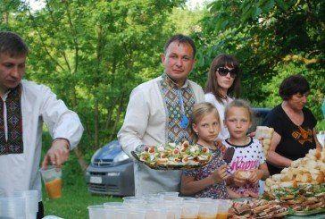 На Тернопільщині священик керує будинком культури та організовує сільські свята (ФОТОРЕПОРТАЖ)