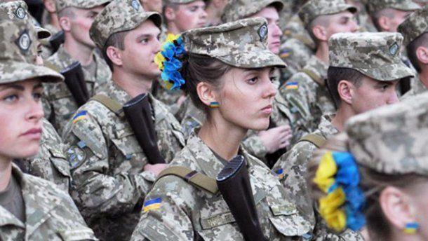 Дівчатам дозволили вступати у військові ліцеї
