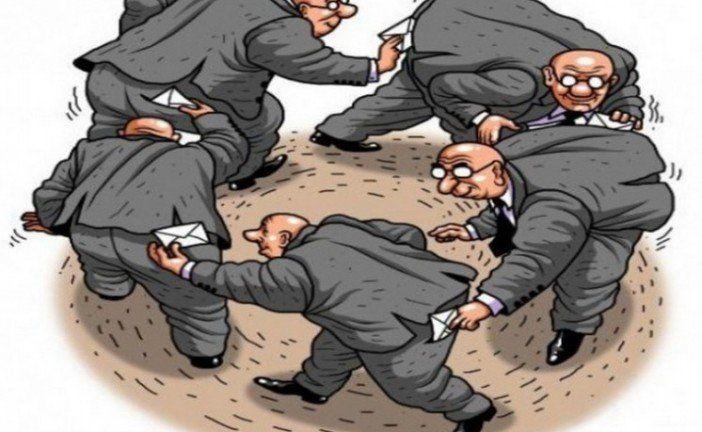 Високі зарплати чиновників не зупинять корупцію