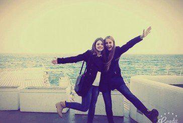 Тернопільські студентки об'їздили всю Україну з мінімальним бюджетом (ФОТО)