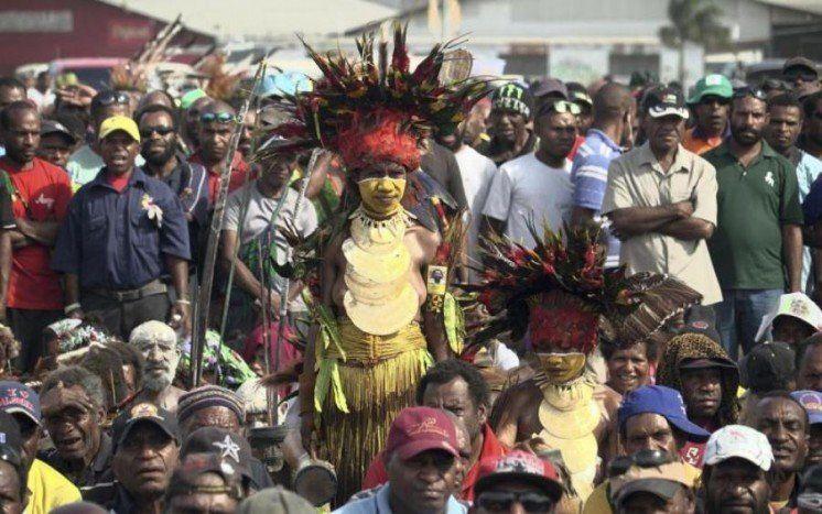 Вибори у Папуа: канібали з'їли сімох чорних магів