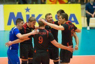 Чоловіча збірна України з волейболу стала чемпіоном Євроліги