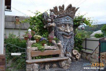 Родина Котиків із Теребовлянщини створює дивовижні скульптури з бетону (ФОТОРЕПОРТАЖ)