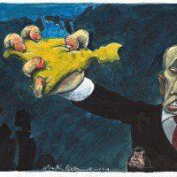 Українські анекдоти: Радянське «два світи – два способи життя» продовжує «працювати» в Україні…