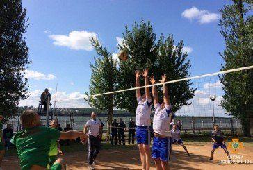 Команда пожежно-рятувальної служби Тернопільської області - «бронзовий» призер чемпіонату з волейболу (ФОТОРЕПОРТАЖ)