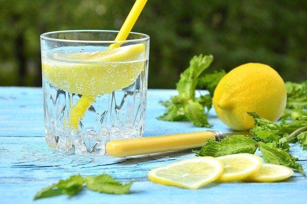 Ефективний напій для прискорення метаболізму і схуднення