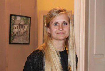 Студентка з Кременця стала відомою художницею в Португалії (ФОТО)