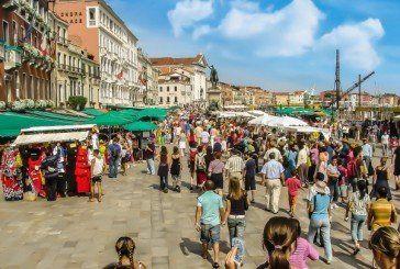 У Венеції заборонять сидіти на землі