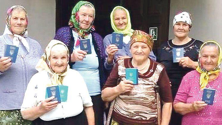 Українські бабусі підкорили закордон