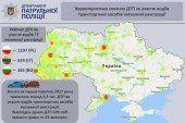 """Сумна статистика ДПТ, які вчинили автомашини на """"євробляхах"""". Найбільше у Західній Україні (ІНФОГРАФІКА)"""