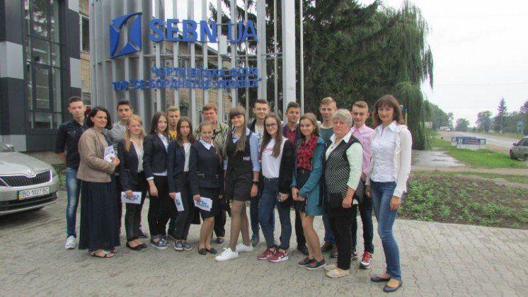 Чортківські школярі побували на заводі європейського зразка (ФОТО)