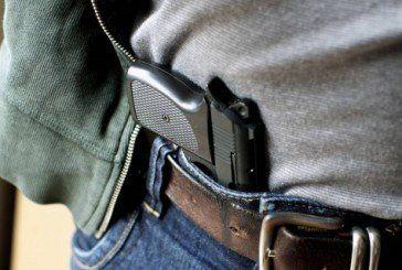 Жителя Бережан підозрюють у незаконному поводженні зі зброєю