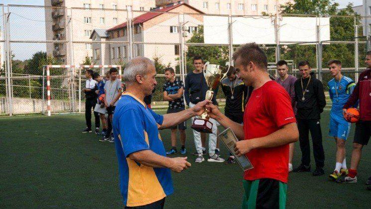 Популяризація спорту на факультеті фінансів ТНЕУ – невід'ємна частина освітнього процесу (ФОТО)