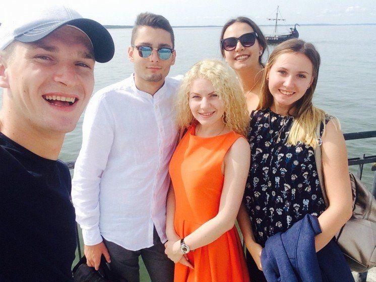 Студенти ТНЕУ побували в Німеччині та Польщі (ФОТО)