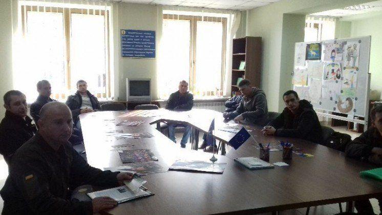 Безробітних тернополян запрошують на службу за контрактом у Нацгвардію (ФОТО)