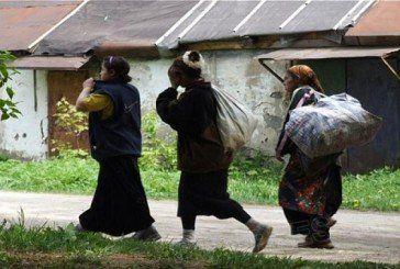 Після того, як роми попросилися на обійстя пенсіонерки, аби погодувати дитину, з хати зникли усі заощадження