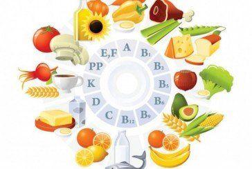 Вітаміни, які життєво необхідні восени