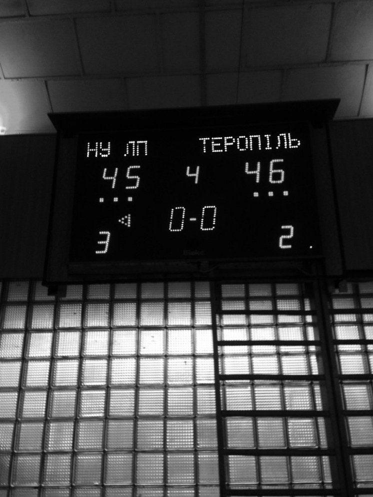Баскетбольна команда «Тернопіль-ТНЕУ» – переможець (ФОТО)