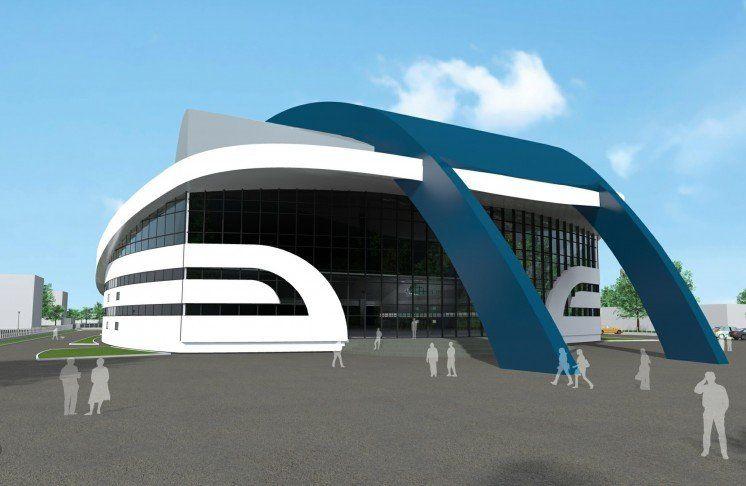 У Тернополі на місці стадіону «Текстерно» збудують спорткомплекс (ФОТО)