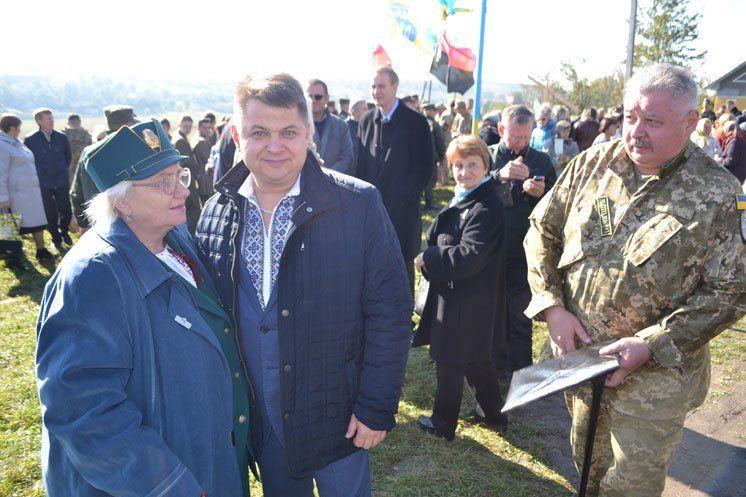 На Козівщині презентували історичну реконструкцію бою УПА (ФОТО)