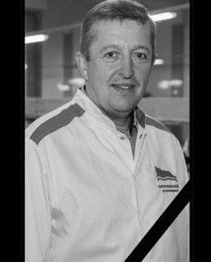 Загиблим на марафоні в Києві виявився директор тернопільського м'ясокомбінату Віктор Малюта. ФОТО