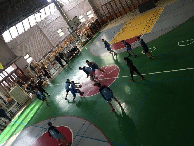 У ТНЕУ відбулися змагання з баскетболу (ФОТО)