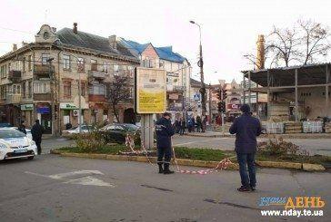 У Тернополі повідомили про замінування залізничного вокзалу (ФОТО)