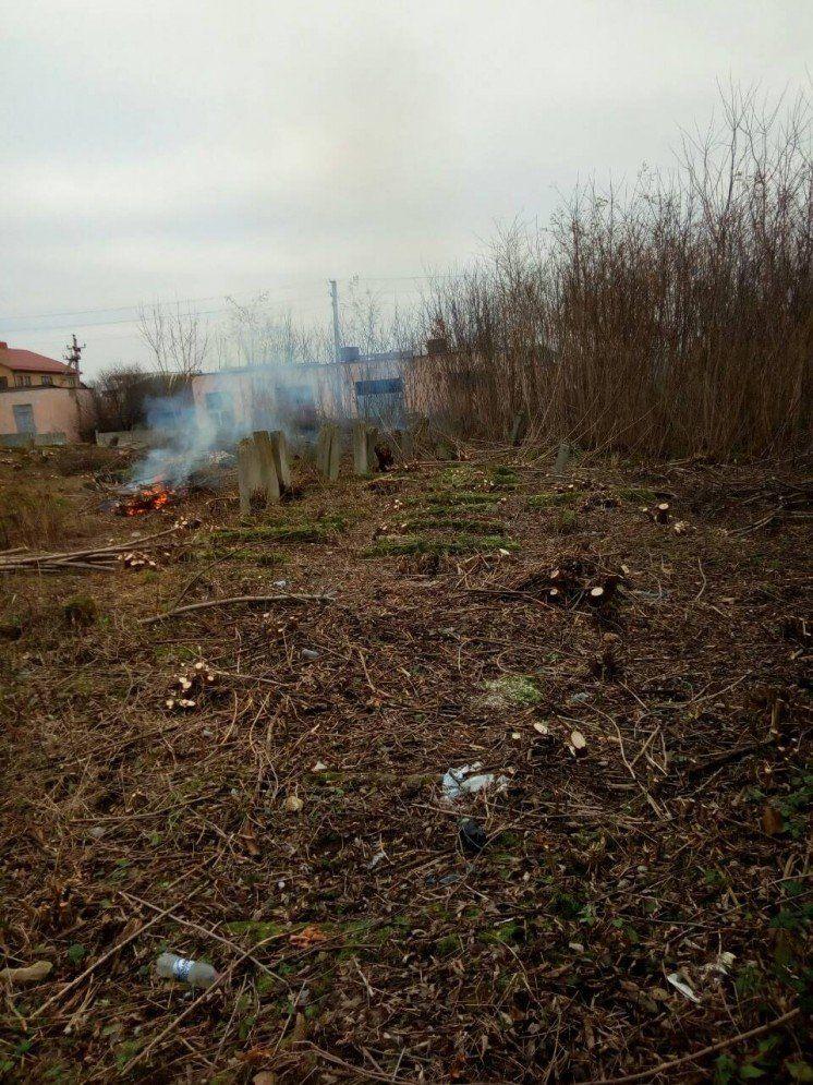 Шумська громада впорядковує єврейське кладовище (ФОТО)