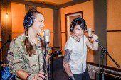 Анастасія Приходько випустила зворушливу пісню з жінкою-воїном АТО до річниці Революції гідності (ВІДЕО)