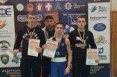 Студент ТНЕУ – призер Міжнародного турніру з боксу серед юніорів (ФОТО)