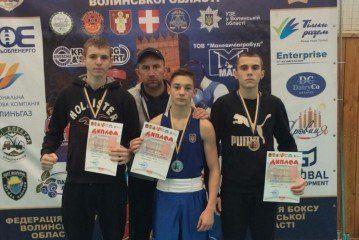 Студент ТНЕУ - призер Міжнародного турніру з боксу серед юніорів (ФОТО)