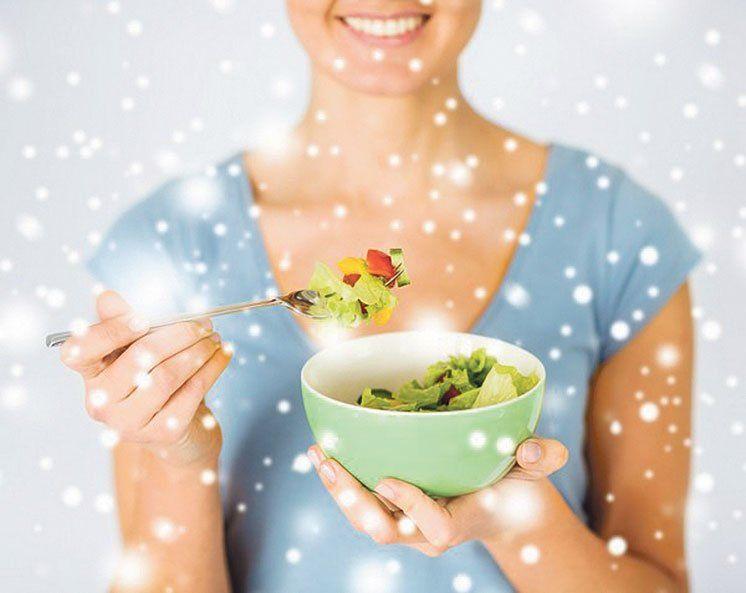 Що їсти взимку, щоб не захворіти