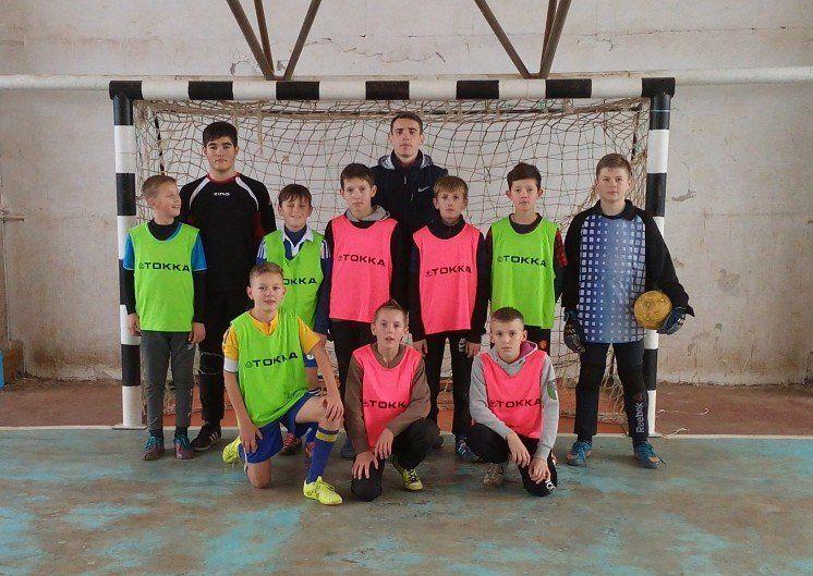 Футболісти Шумської ДЮСШ на Тернопільщині перемогли в товариському турнірі з футзалу (ФОТО)