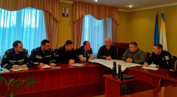 Тернопільські шляховики, рятувальники, поліцейські та громадськість вирішували, як боротися з горе-перевізниками (ФОТО)