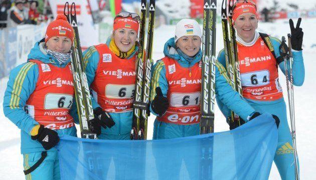 Тернопільська біатлоністка Олена Підгрушна – срібна призерка етапу Кубка світу