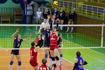 Команда «Галичанка-ТНЕУ-ГАДЗ» - у півфіналі Кубка України з волейболу (ФОТО)
