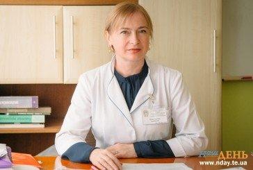 Тернопільський гастроентеролог Ірина Боровик:
