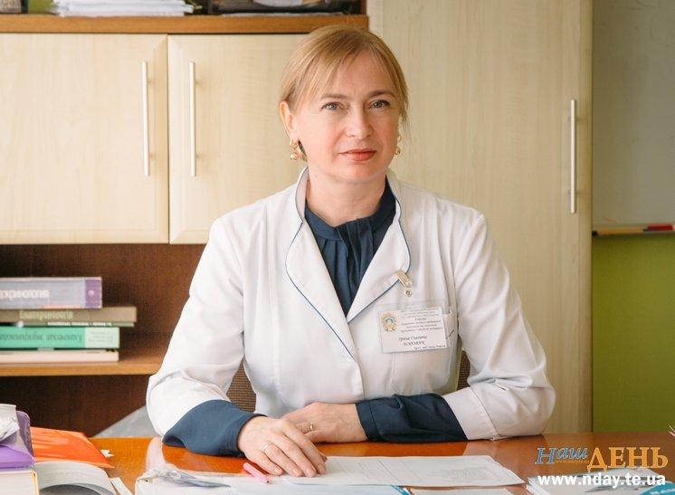 Тернопільський гастроентеролог Ірина Боровик – про раціон, гени та міфи про харчування