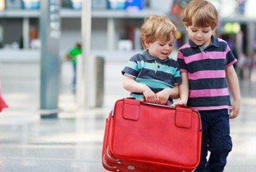 Як виїхати з дитиною за кордон?