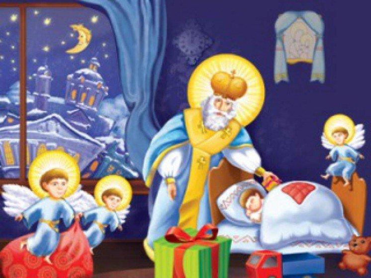 Наслідуймо великого чудотворця Миколая