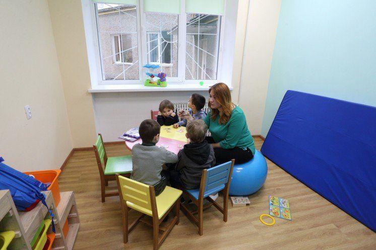 У Тернополі відкрили Центр розвитку дітей «Золотий ключик»(ФОТО)