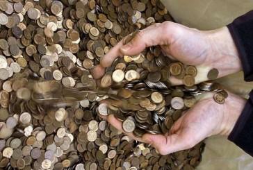 У Німеччині чоловік залишив дітям у спадок 2,5 тонн монет