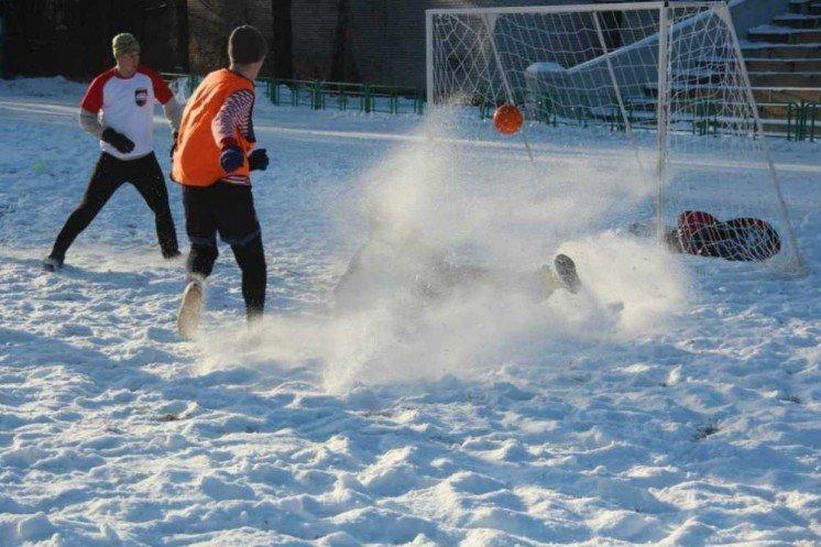 У Кременці проведуть зимовий турнір з міні-футболу (ФОТО)