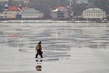 Обережно, на водоймах Тернопільщини тонка крига!